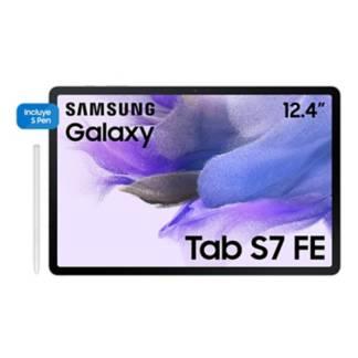 SAMSUNG - Galaxy Tab S7 FE WIFI Silver