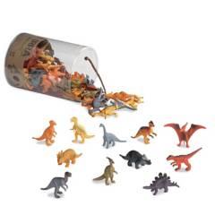 TERRA - Set Dinosaurios En Tubo