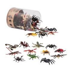 TERRA - Set Insectos En Tubo