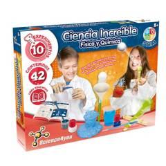 SCIENCE 4U - Kit Ciencia Espectacular