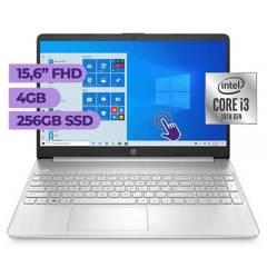"""HP - Laptop 15.6"""" Táctil 15-dy1025nr Core i3-1005G1 10º 4GB  RAM 256GB SSD Windows 10 Reacondicionado"""
