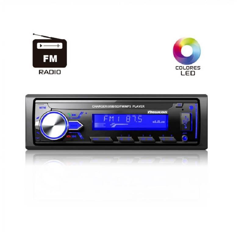NEWTON - Autorradio Toretto NW 502 USB/BT