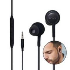 SONY - Audífonos Sony Extra BASS In-Ear