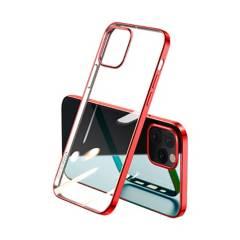 "USAMS - Case Kingdom para iPhone 12 Pro - 6.1"" Rojo"