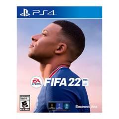 PLAY STATION - Juego PS4 - FIFA 22