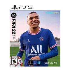 PLAY STATION - Juego PS5 - FIFA 22
