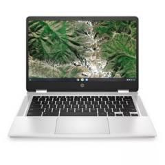 "HP - Laptop Chromebook 14"" Táctil ca0036nr Celeron N4020 4GB RAM 64GB SSD eMMC Chrome Reacondicionado"
