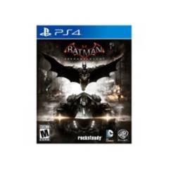 WARNER - Batman Arkham Knight Ps4