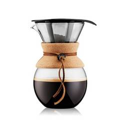CRATE & BARREL - Bodum Cafetera Pour Over 1L