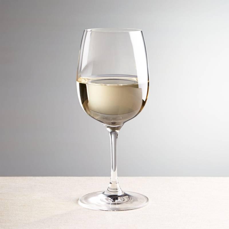 CRATE & BARREL - Copa de Vino Blanco Viv de 384ml