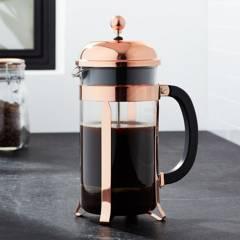 BODUM - Cafetera Chambord Copper 34oz
