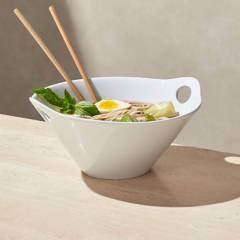 CRATE & BARREL - Bowl para Pasta con Palillos Kai 28cm