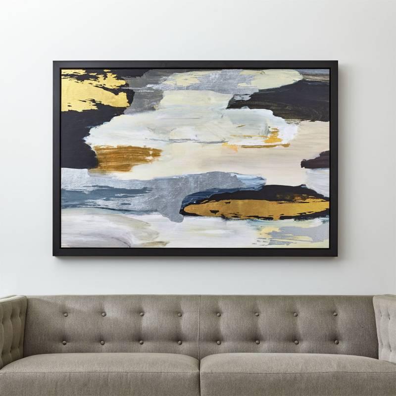 CRATE & BARREL - Print Dynamic Influence