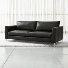 CRATE & BARREL - Sofá Apartamento Tyson
