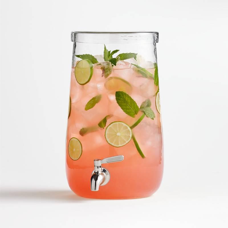 CRATE & BARREL - Dispensador de Bebidas Dax 1.75Gl.