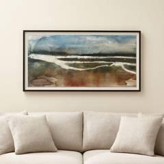 CRATE & BARREL - Impresión de la orilla