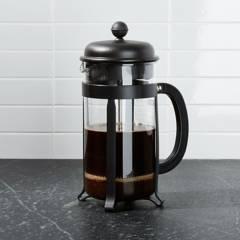 BODUM - Prensa Francesa para 8 tazas Bodum Negro Java