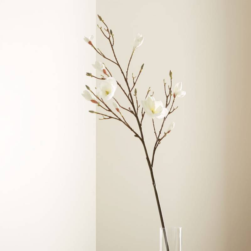 CRATE & BARREL - Rama Artificial de Magnolia