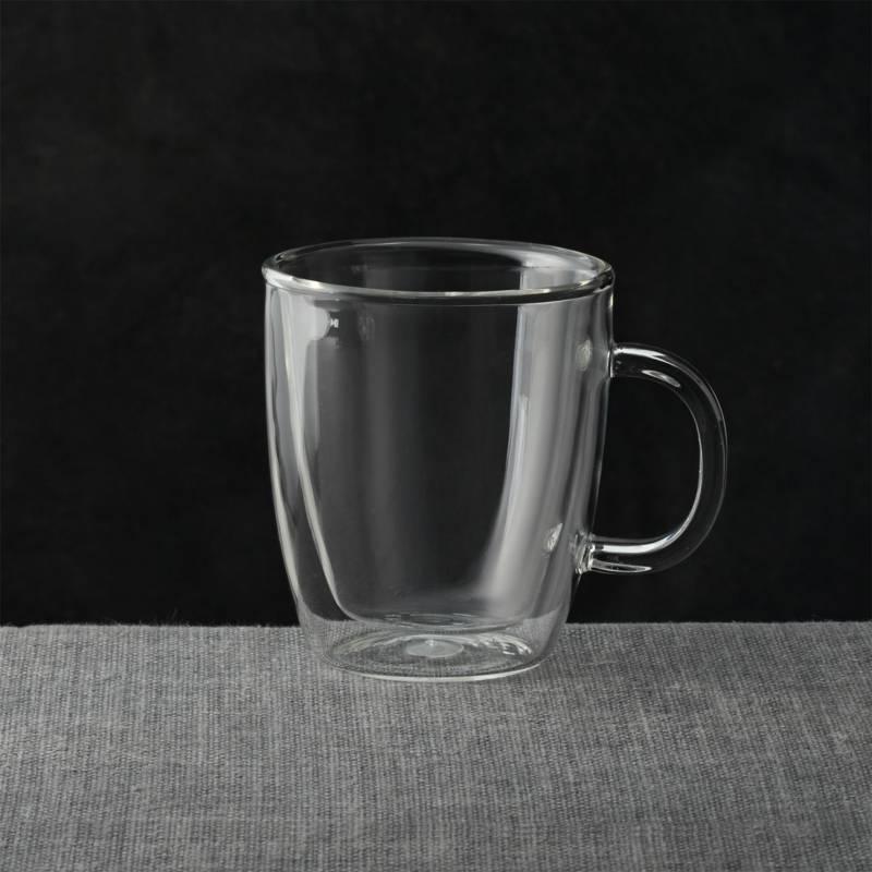 CRATE & BARREL - Mug Bistro Bodum