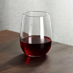 LIBBEY - Copa sin Tallo para Vino Tinto
