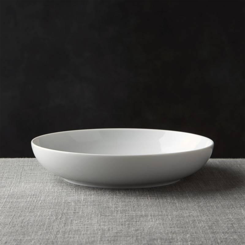 CRATE & BARREL - Bowl Bajo Bistro 25cm