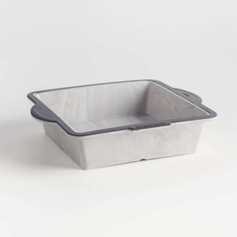 CRATE & BARREL - Pastel de silicona Trudeau