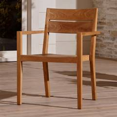 CRATE & BARREL - Silla de Comedor Regatta