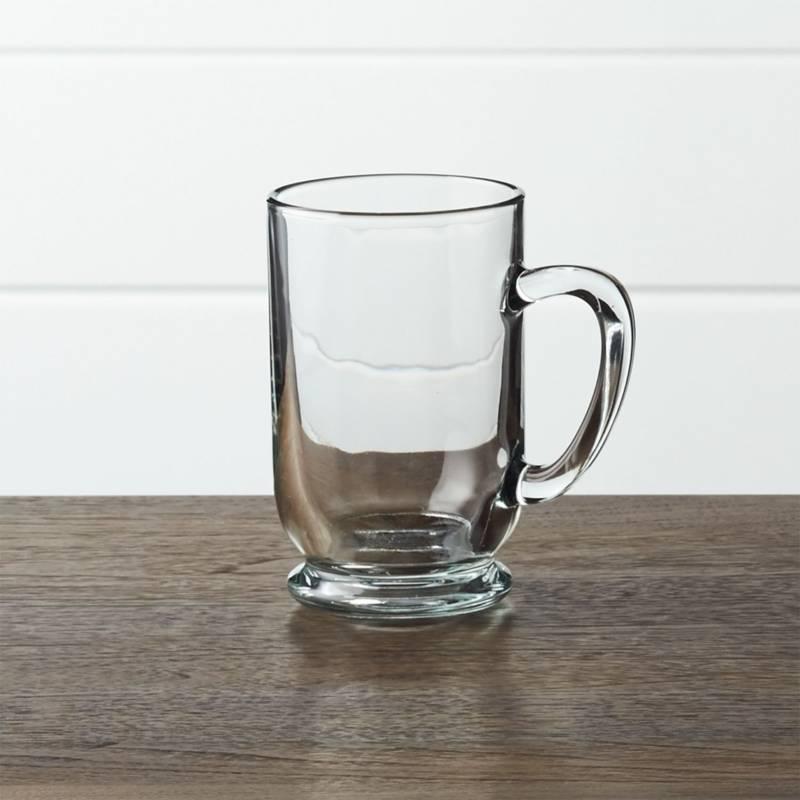 CRATE & BARREL - Mug para Café