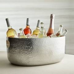 CRATE & BARREL - Cubeta para Bebidas Bash