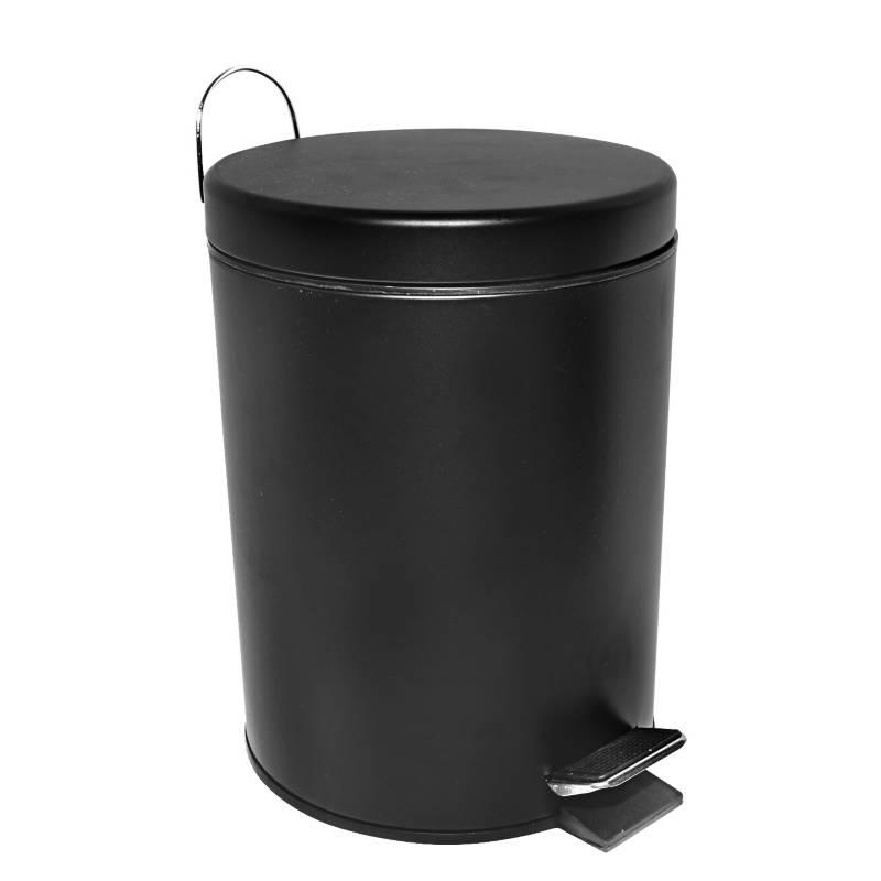 MICA - Basurero 5 lt Negro