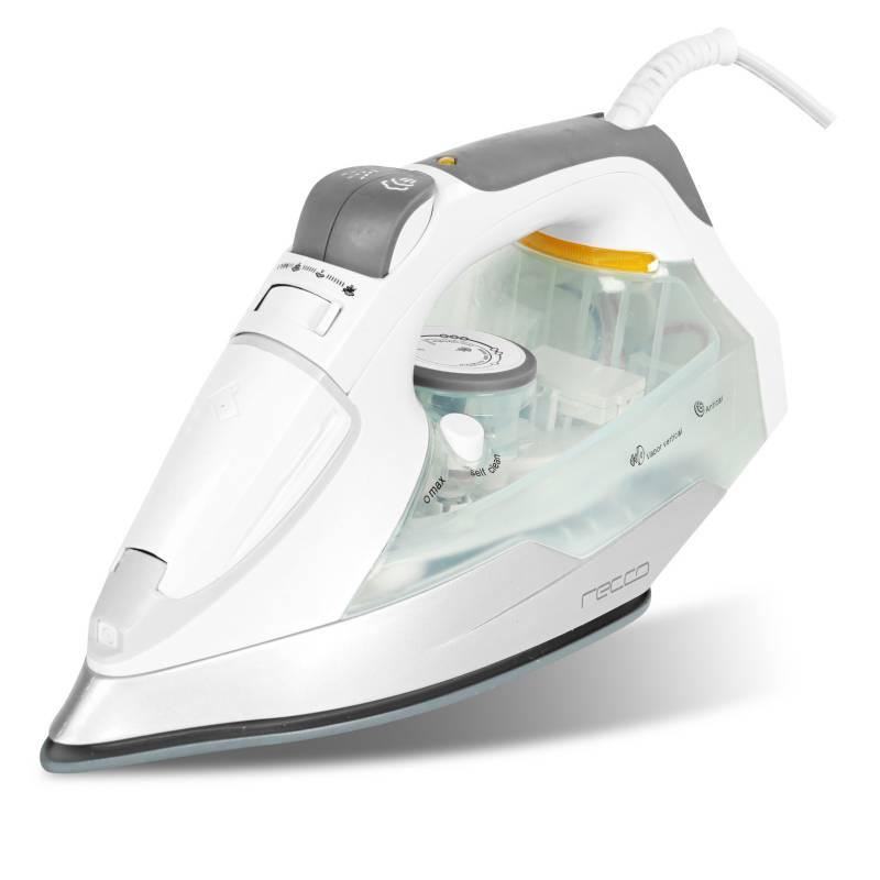 RECCO - Plancha a Vapor RP-2000C Blanco