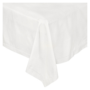 Mantel Solid White