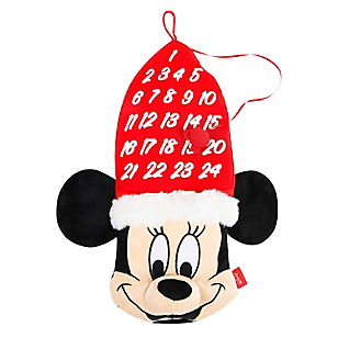 Peluche Calendario Mickey 51cm