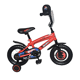 Bicicleta Aro 1 Hot Wheels