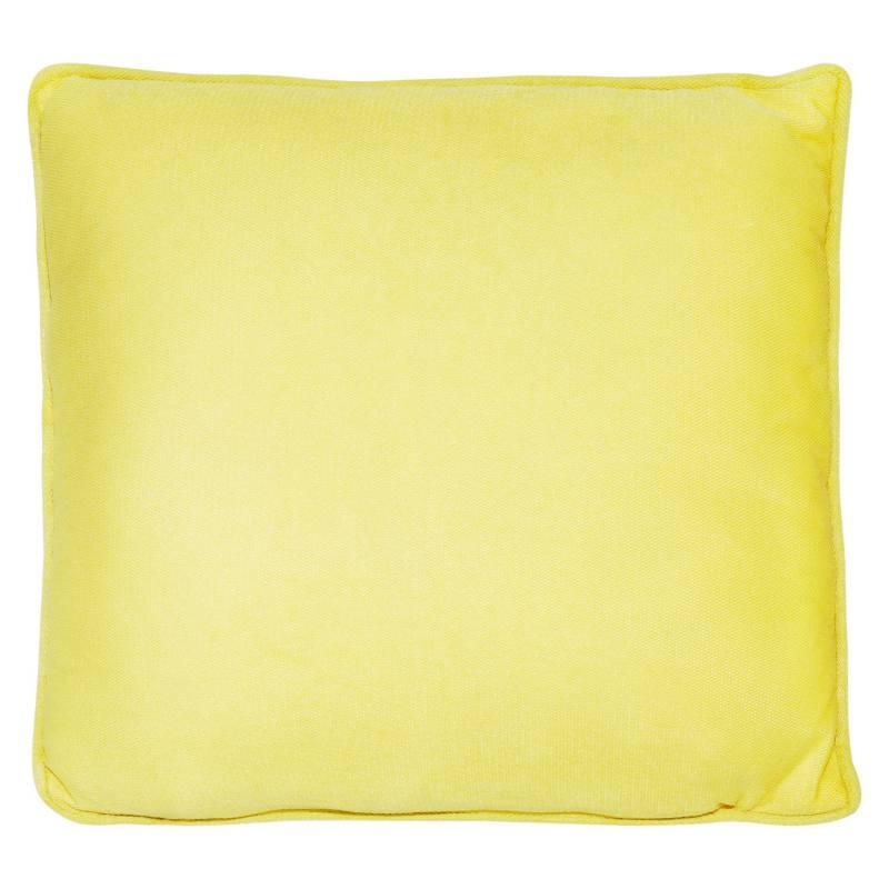 MICA - Cojín Velvet Verde 40 x 40 cm