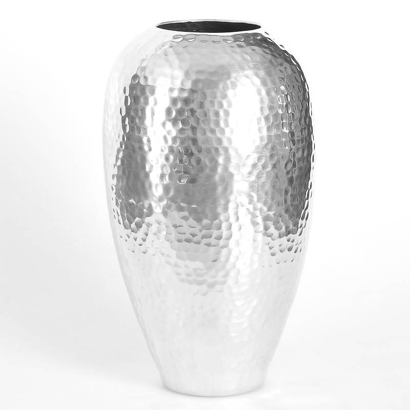 MICA - Florero Martillado 28 cm