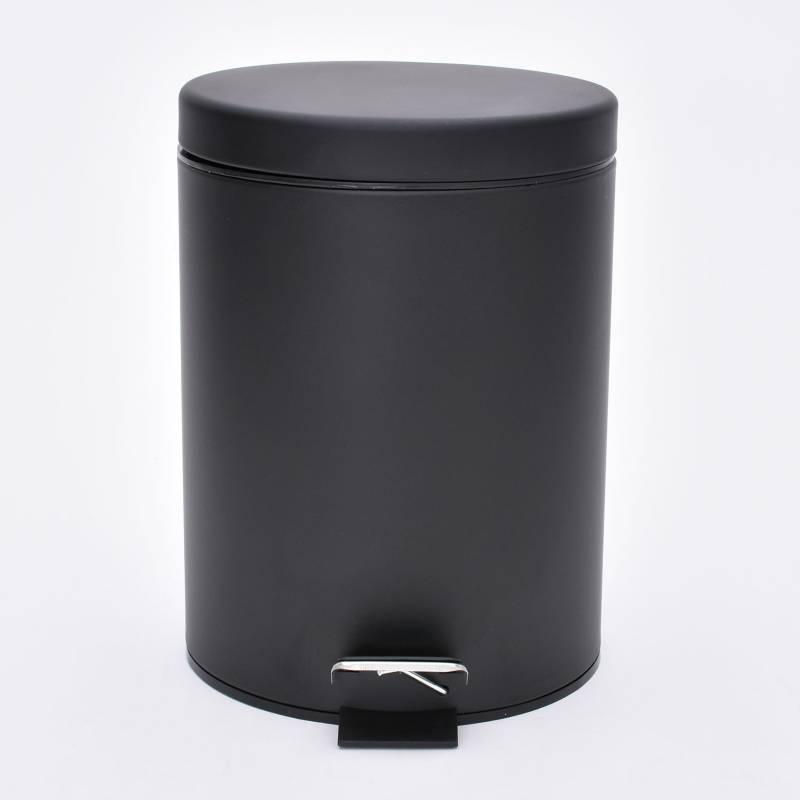 MICA - Basurero 5l Negro