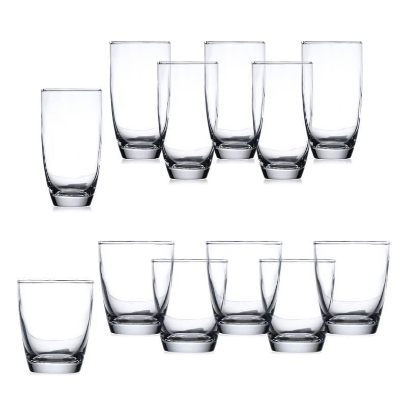 MICA - Set x 12 Vasos Geneve