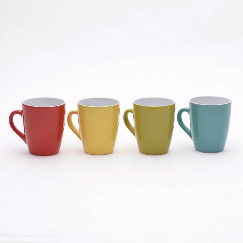 MICA - Set x 4 Mugs de Colores