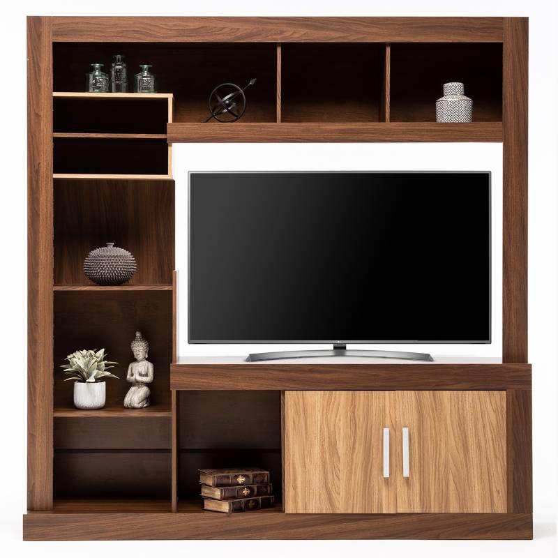 "BASEMENT HOME - Centro de TV 50"" Finlandia"