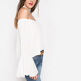 Blusa Off Flare