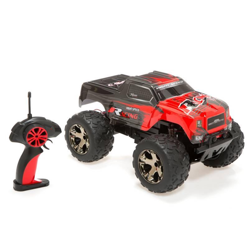TRANSJOY - Vehiculo A Control Remoto Camioneta Todo Terreno