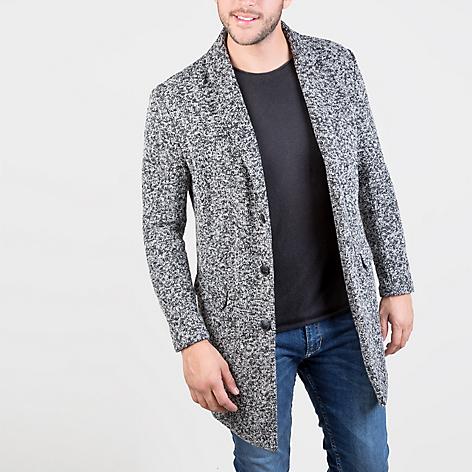 modelos de gran variedad elegir oficial último estilo Abrigo Basement Hombre - Falabella.com