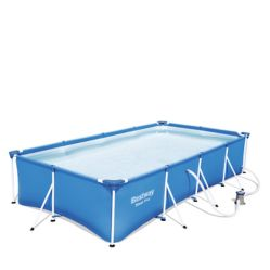 Piscinas for Piscina inflable rectangular