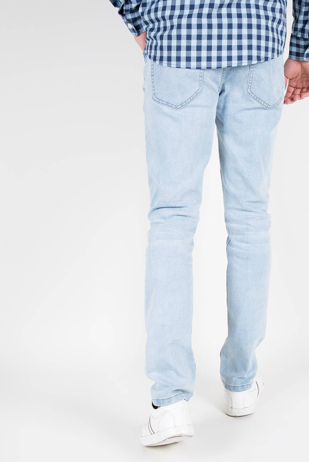 BEARCLIFF - Jean Super Skinny Hombre