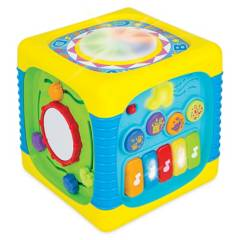 WINFUN - Cubo Interactivo