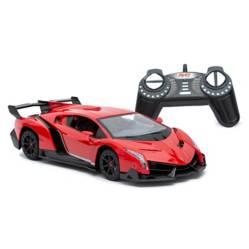 GUOKAI - Rc Lamborghini 1:18 Rojo