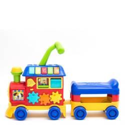 WINFUN - Tren Caminador y Correpasillo