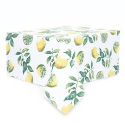 MICA - Mantel Estampado Lima Limo 240 cm