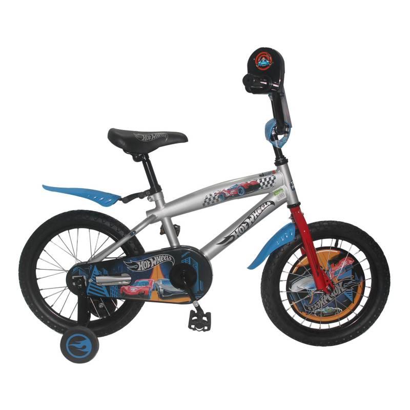 HOT WHEELS - Bicicleta Hot Wheels Aro 16